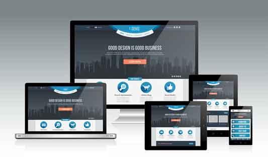 Κατασκευη ιστοσελιδας, Responsive Design, Mobile Ready